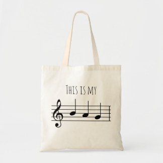 This is my B-A-G Tote Bag