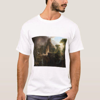 Thomas Cole Expulsion from the Garden of Eden T-Shirt