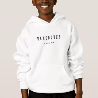 Vancouver Canada Hoodie