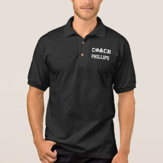 Volleyball Coach - Personalized Polo Shirt
