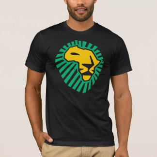 Waka waka Lion Head This Time For Africa T-Shirt