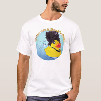 Water Off A Duck's Back T-Shirt