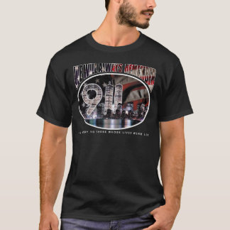 We Will Always Remember 9/11 T-Shirt