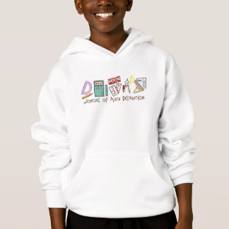 Weapons Of Math Destruction Hoodie