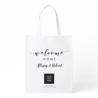Welcome Home Realtor Agent Gift Bag for Home Buyer