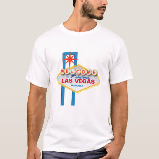 """""""Welcome to fabulous Las Vegas Nevada"""" iconic sign T-Shirt"""
