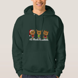Widdle Foundation Holiday Hoodie